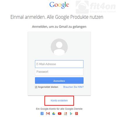 Google-Keyword-Planner_Konto anlegen