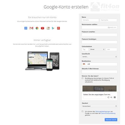 Google-Keyword-Planner_Konto erstellen