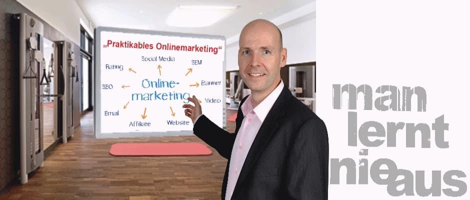 Praktikables Online-Marketing