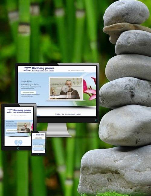Erfolgreich online sein - Heilpraktiker Schule