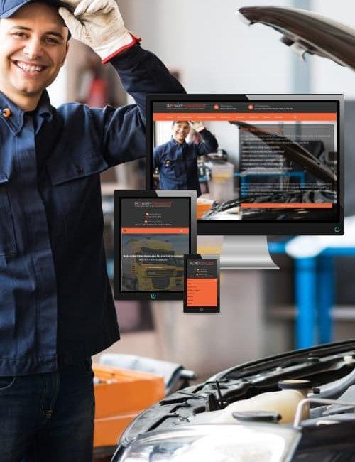 Erfolgreich online sein - IROsoft Cleantech GmbH