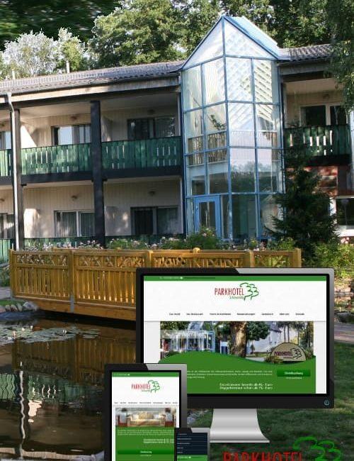 Erfolgreich online sein - Parkhotel Schönewalde