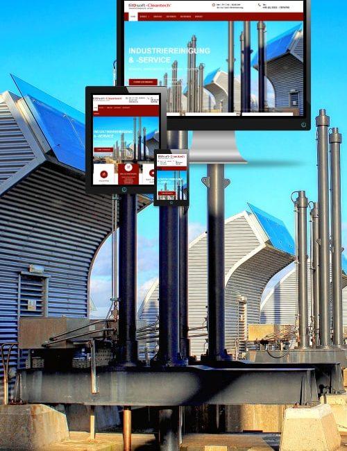 Erfolgreich online sein - IROsoft - Cleantech