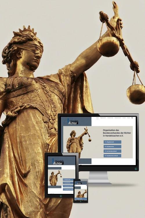 Erfolgreich online sein - Bundesverbandes der Richter